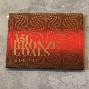 Morphe 35G Bronze Goals Palette